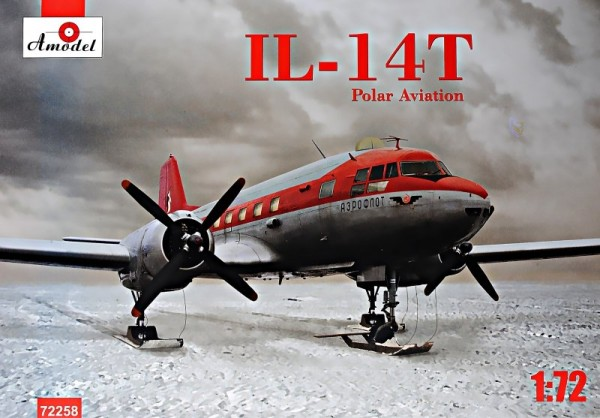AMO72258   Ilyushin IL-14T polar aviation (thumb20895)