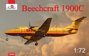 AMO72345   Beechcraft 1900C DHL (thumb20906)