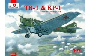 AMO72351   TB-1 & KP-1 Airborne landing craft (thumb20908)
