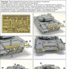 Penf72046   Набор деталировки Т-90 (ФТД) (attach2 21809)