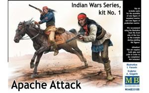 MB35188   Apache Attack. Indian Wars Series, kit No.1 (thumb20940)