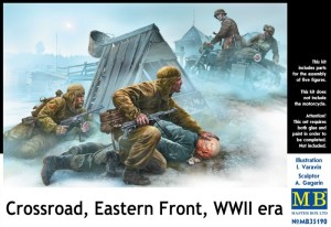 MB35190   Crossroad, Eastern Front, WWII era (thumb20942)