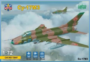 MSVIT72047   Sukhoi Su-17M3 advanced fighter-bomber (thumb20950)