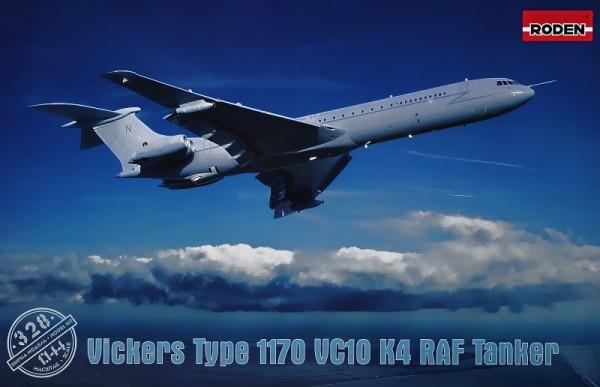 RN328   Vickers VC-10 K4 Type 1170 (thumb20960)