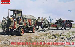 RN713   FWD Model B & BL 8-inch howitzer Mk.VI (thumb20965)