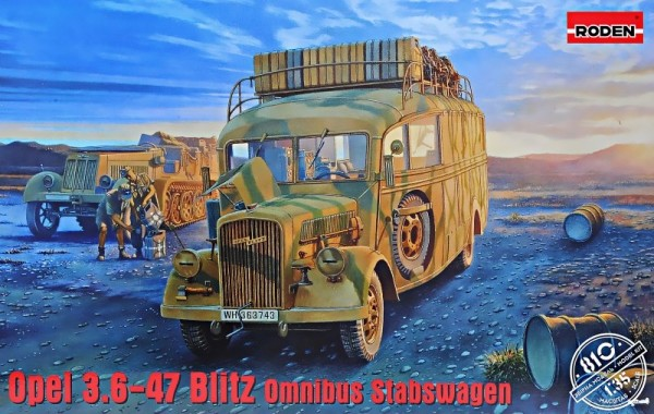 RN810   Opel 3.6-47 Omnibus Staffwagen (thumb20962)