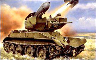 UMT313   RBT-5 Soviet wheel-track tank (thumb20738)