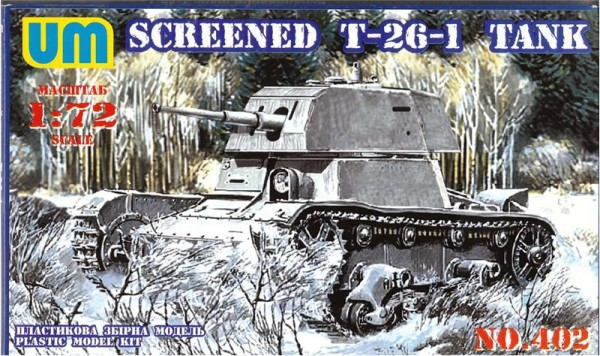 UMT402   T-26-1E Soviet light tank (thumb20756)
