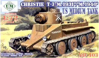 UMT403   Christie T3 tank (thumb20758)
