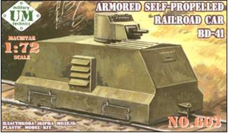 UMT603   Armored self-propelled railroad car BD-41 (thumb20774)