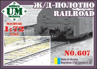 UMT607   Railroad (thumb20782)