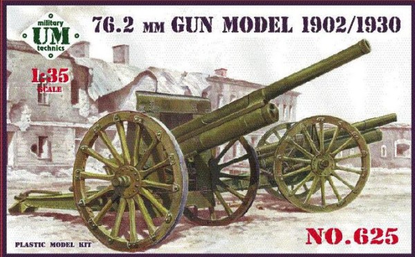 UMT625   76,2mm gun, model 1902/1930 (thumb20712)