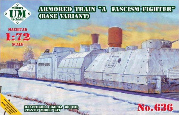 "UMT636   Armored train ""A Fascism Fighter"", base variant (thumb20820)"
