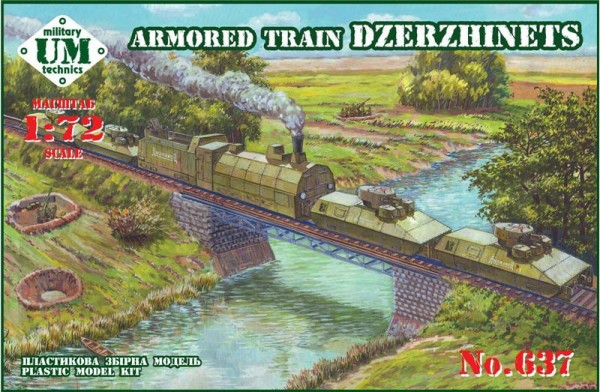 "UMT637   Armored train ""Dzerzhinets"" (thumb20822)"