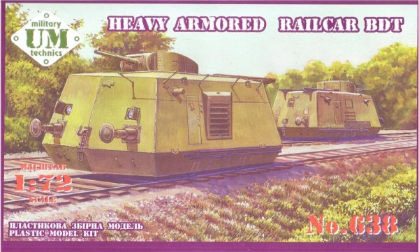 UMT638   Heavy armored railcar BDT (thumb20824)