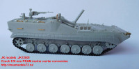 JK72001   Czech 120 mm PRAM mortar carrier (attach4 21987)