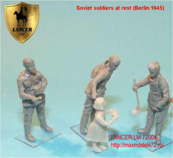 LM72004   Soviet soldiers at rest (Berlin 1945) (thumb21728)