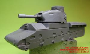 OKBV72061   British Nuffield Assault Tank A.T.1 (attach11 25108)