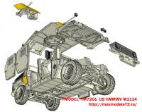 TM7201   US HMMWV M1114 (attach2 21337)