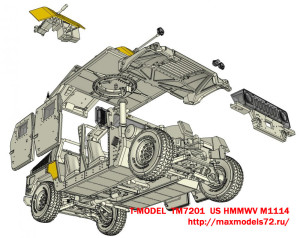TM7201   US HMMWV M1114 (attach2 21337)