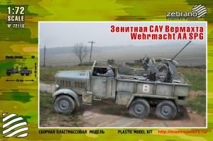 ZebZ72115 Wehrmacht AA SPG (Einheitz-Diesel mit 2-cm Flak.38) (thumb24263)