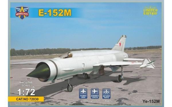 MSVIT72030   Ye-152M Heavy interceptor prototype (thumb20946)