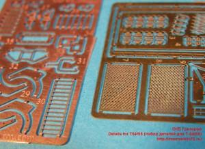 OKBP720018   Details for T54/55+T-55 fenders (attach4 22792)