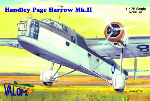 VM72118   Handley Page Harrow Mk.II (24. Maint unit) (thumb21870)