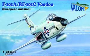 VM72119   F-101A/RF-101C Voodoo (European mission) (thumb21872)