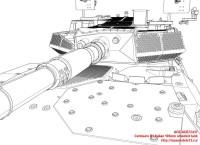 ACE72437   Centauro B1 Italian 105mm wheeled tank (attach11 25445)
