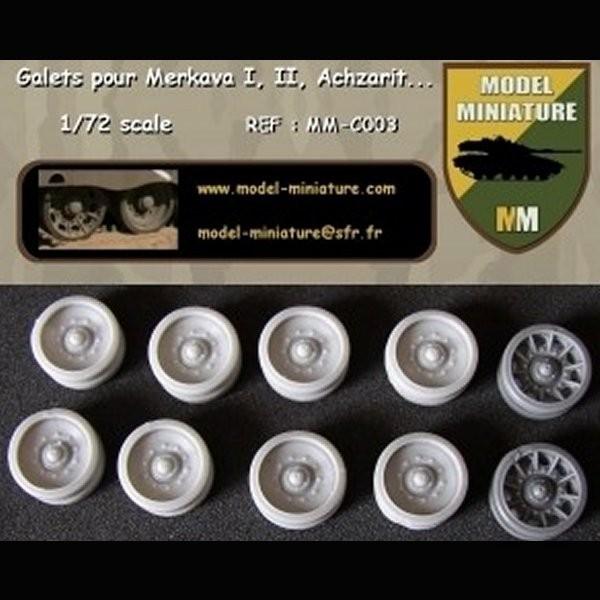 MM-R003   Wheels of Merkava (12 galets) (thumb22107)