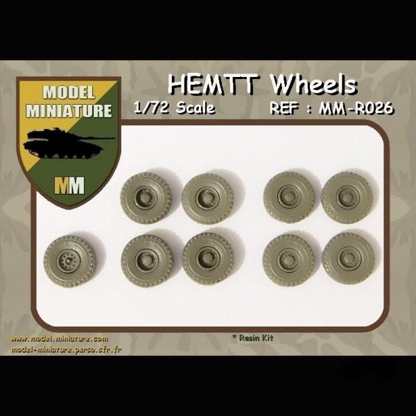 MM-R026   HEMTT Wheels (thumb22130)