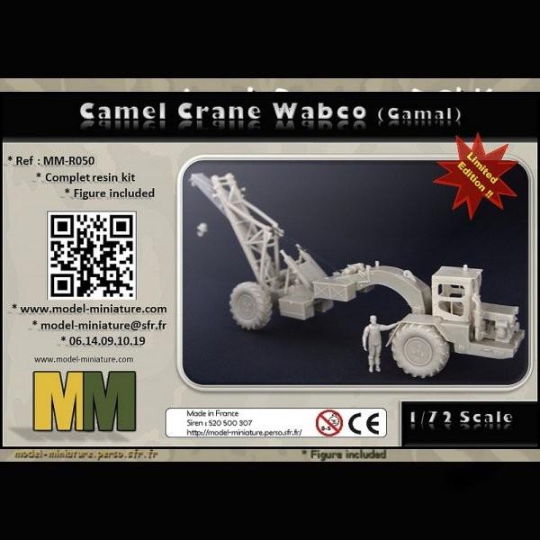 """MM-R050   Camel Crane """"Wabco"""" (thumb22135)"""