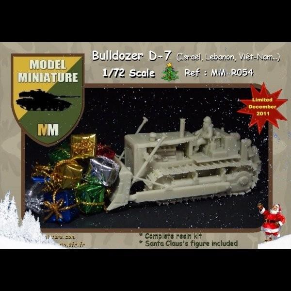 MM-R054   Bulldozer D-7 (thumb22138)