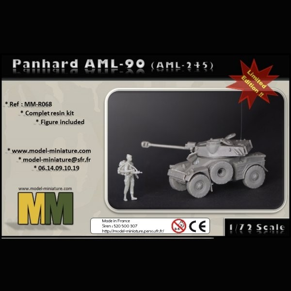 MM-R068   Panhard AML-90 (AML-245) (thumb22144)
