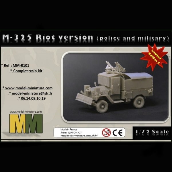 MM-R101   M-325 Riot version (police and military) (thumb22161)