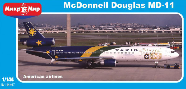 MMir144-017   McDonnell Douglas MD-11 Varig Brasil. Limited edition (thumb21942)