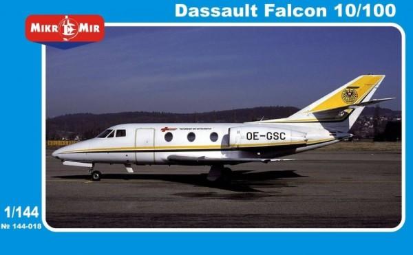 MMir144-018   Dassault Falcon 10/100 (thumb21944)