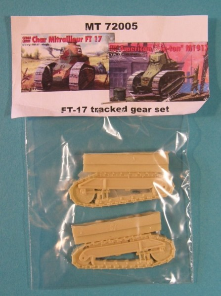 MTrans72005   Ft-17 Tracked Gear Set (RPM) (thumb22220)