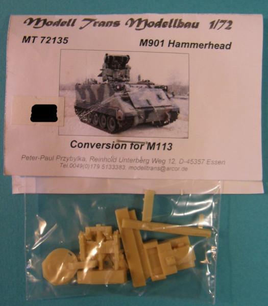 MTrans72135   M 901 Hammerhead conversion for M113 (thumb22298)