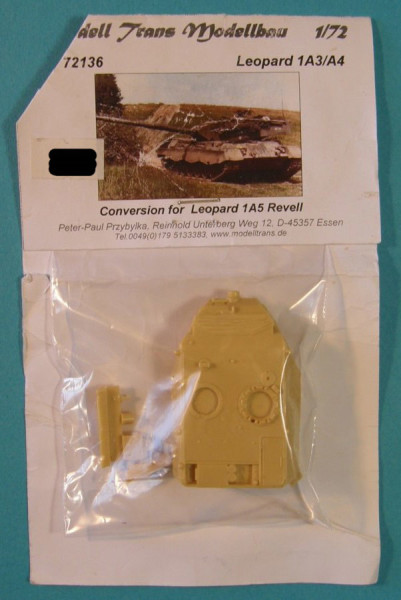 MTrans72136   Leopard 1 A3/A4 .Conversion for Revell A5 (thumb22301)