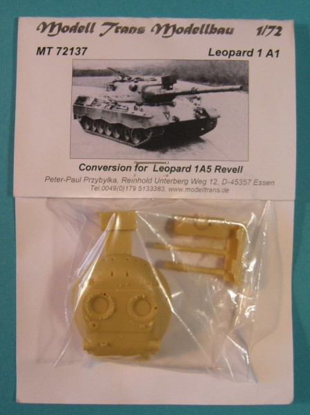 MTrans72137   Leopard 1 (A1). Conversion for Revell A5 (thumb22305)