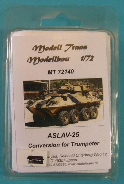 MTrans72140   ASLAV-25 Conversion for Trumpeter (thumb22308)