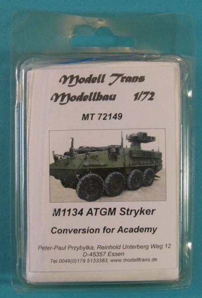 MTrans72149   M1134 Stryker ATGM (Anti Tank) Conversion for Academy (thumb22441)