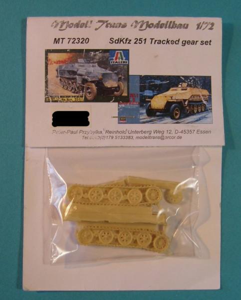 MTrans72320   Sd.Kfz.251 Tracked Gear (HAS/ITA) (thumb22409)