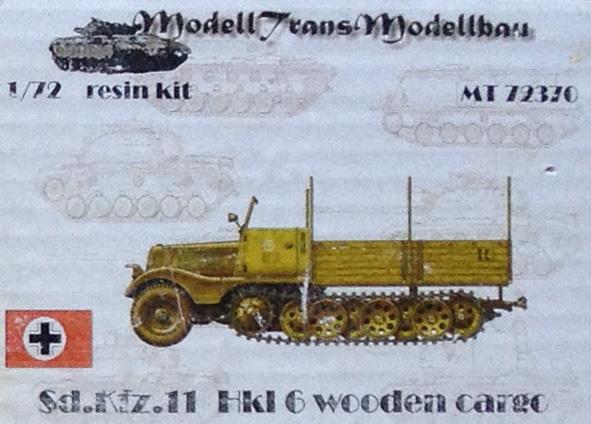 MTrans72370   Sd.Kfz.11 Hkl wooden cargo (thumb22474)