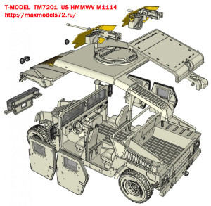 TM7201   US HMMWV M1114 (attach1 21337)