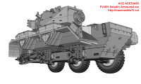 ACE72435   FV-601 Saladin Armoured car (attach9 25183)