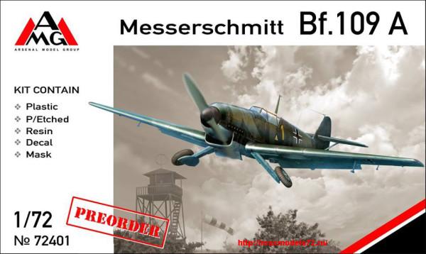 AMG72401   Messerschmitt Bf.109A (thumb24334)