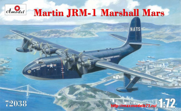 "AMO72038   Martin JRM-1 ""Marshall Mars"" (thumb24382)"